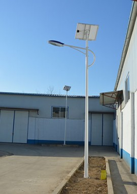 太阳能路灯安装前要做好哪些准备