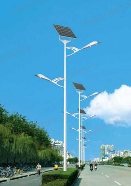 太阳能路灯的优势和环保的问题