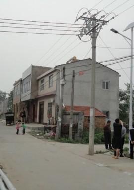 湖北省孝感市太阳能路灯工程