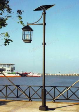 太阳能庭院灯作用与日常维护