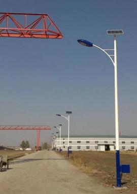 黑龙江省哈尔滨太阳能路灯工程