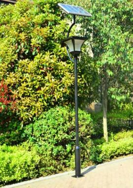 太阳能庭院灯和其他的庭院灯相比有什么优势