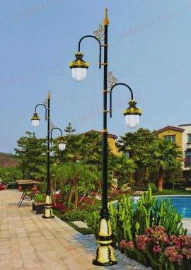 4米庭院灯