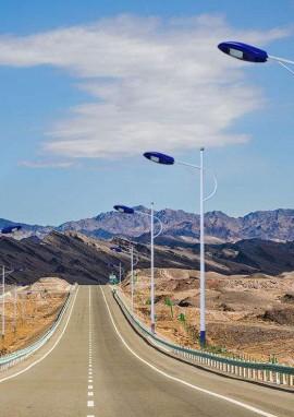 太阳能路灯安装和电力路灯安装的区别