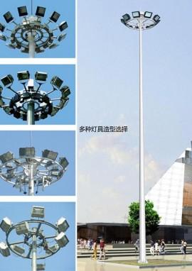 LED防爆高杆灯与常规高杆灯的区别有哪些