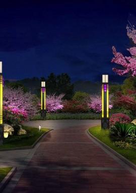 景观照明亮起来就可以了吗?