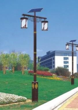 如何对太阳能路灯进行防风设计?