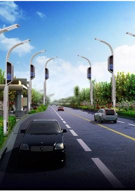 智能LED路灯可促进5G基站的部署