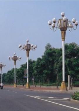 太阳能庭院灯和路灯有什么区别