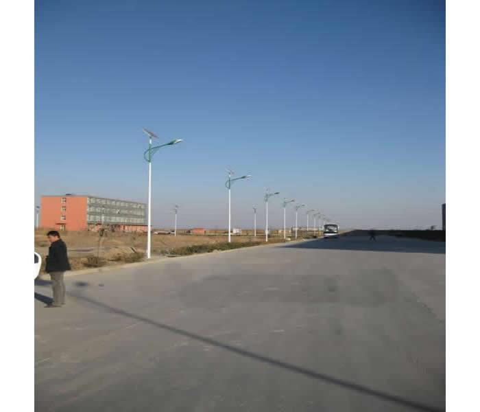太阳能路灯工程案例